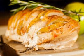 Nick's Picks: Apple Rosemary Pork
