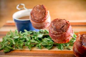 Nick's Picks: Bacon Wrapped Pork Tenderloin