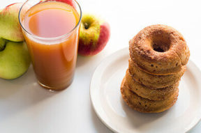 Nick's Picks: Apple Cider Donuts