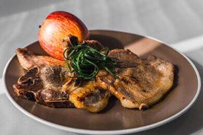 Nick's Picks: Apple Cider Glazed Pork Chops