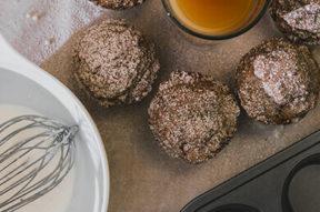 Nick's Picks: Apple Cider Muffins