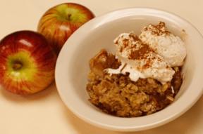 Nick's Picks: Apple Crisp Yummm