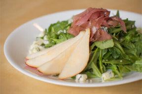 Nick's Picks: Arugula Prosciutto And Pear Salad With Gorgonzola
