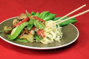 Nick's Picks: Asian Vegetable Stir Fry