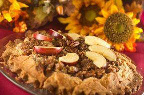 Nick's Picks: Audreys Upside Down Apple Pie