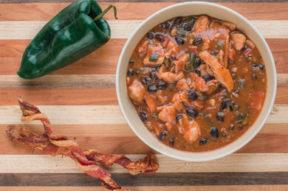 Nick's Picks: Bacon Chicken Chili