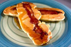Nick's Picks: Bacon Pancakes