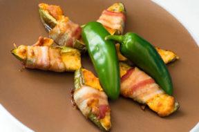 Nick's Picks: Bacon Wrapped Cheddar Jalapenos