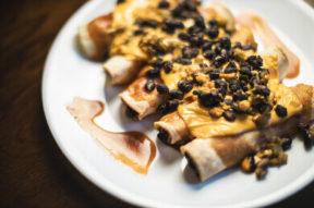 Nick's Picks: Black Bean Enchiladas