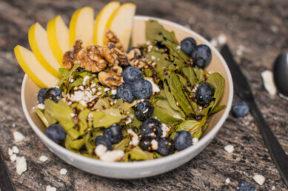Nick's Picks: Blueberry Apple Walnut Salad