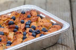 Nick's Picks: Blueberry Peach Cobbler