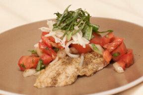 Nick's Picks: Chicken Bruscetta