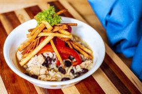 Nick's Picks: Chicken Fajita Soup