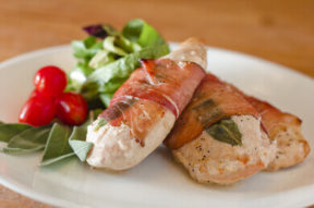 Nick's Picks: Chicken Saltimbocca