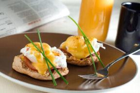 Nick's Picks: Classic Eggs Benedict