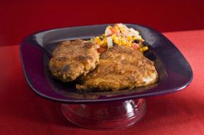Nicks Picks: Cornbreaded Chicken With Salsa
