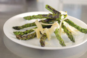 Nick's Picks: Grilled Asparagus With Parmesan