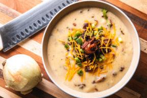Nick's Picks: Loaded Baked Potato Soup