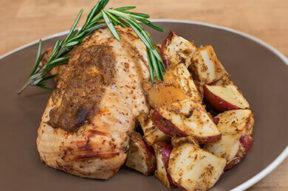 Nick's Picks: Maple Dijon Chicken And Potatoes