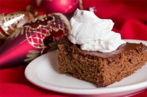 Nick's Picks: Moms Gingerbread Cake
