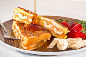 Nick's Picks: Peanut Butter And Banana Stuffed French Toast