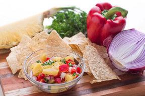 Nick's Picks: Pinapple Salsa