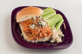 Nick's Picks: Pulled Buffalo Chicken Sandwiches