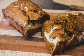 Nick's Picks: Pumpin Cream Cheese Bread