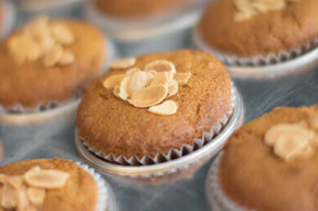 Nick's Picks: Pumpkin Almond Muffins