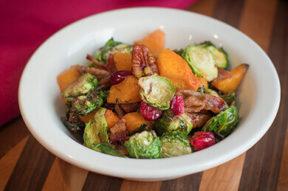 Nick's Picks: Roasted Butternut Squash Salad