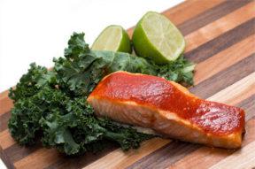 Nick's Picks: Siracha Lime Salmon