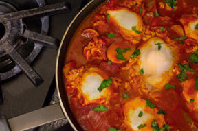 Nick's Picks: Spicy Poached Eggs