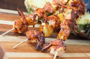 Nick's Picks: Spicy Shrimp Kabobs