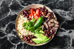 Nick's Picks: Steak Carnita Burrito Bowl