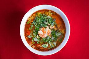Nick's Picks: Thai Shrimp Soup