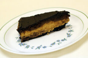 Nicks Picks: Trippple Chocolate Pumpkin Cheesecake