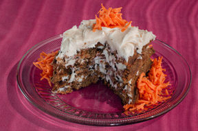 Nick's Picks: Waffle Iron Carrot Cake