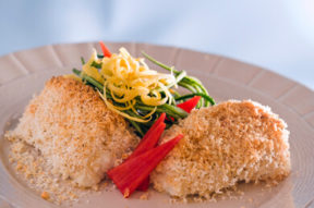 Nick's Picks: You Can Fix Parmesan Crusted Cod