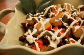Nick's Picks: Roasted Veggie Salad