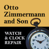 FLN Otto Zimmerman And Son Watch And Cock Repair