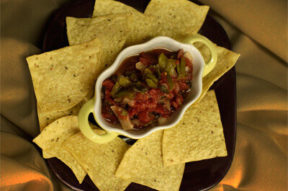 Nick's Picks: Roasted Poblano Salsa