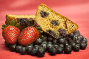 Nick's Picks: The Giant Blueberry Muffin