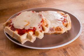 Nick's Picks: Waffle Iron Pizza