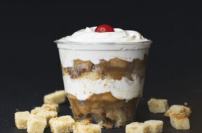 Audreys Desserts First Caramel Apple Trifle