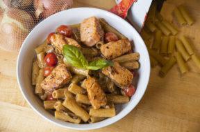 Nicks Picks: Creamy Garlic Tuscan Salmon