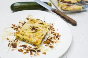 Nicks Picks: Zucchini Bacon Egg Bake